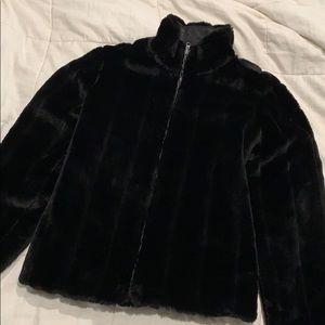 Vintage boutique fur jacket